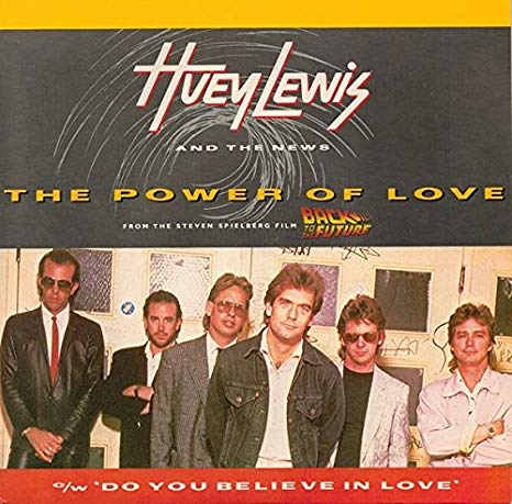 The Power Of Love Huey Lewis and the news