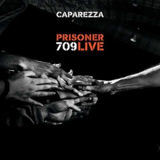 Caparezza Prisoner 709 Live album cover