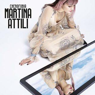 Cherofobia - Martina Attili inedito xfactor copertina