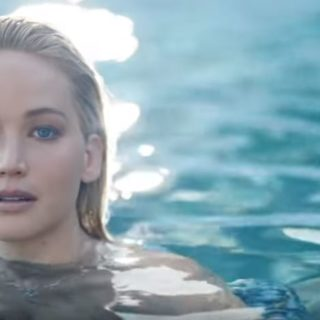 pubblicità Joy by Dior con Jennifer Lawrence