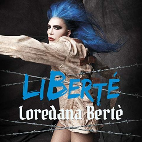 Loredana Bertè LiBerté album 2018 cover