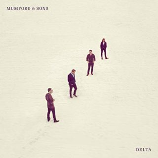 Mumford And Sons delta album 2018 cover