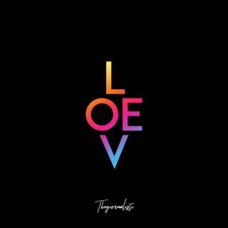 Thegiornalisti Love album 2018 copertina