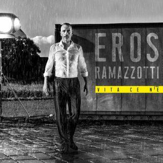 Eros Ramazzotti Vita ce n'è Album 2018 Copertina