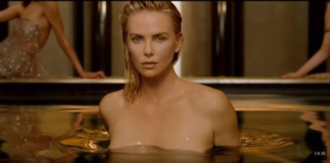 J adore the New Absolu Charlize Theron