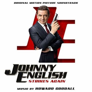 Johnny English Strikes Again colonna sonora