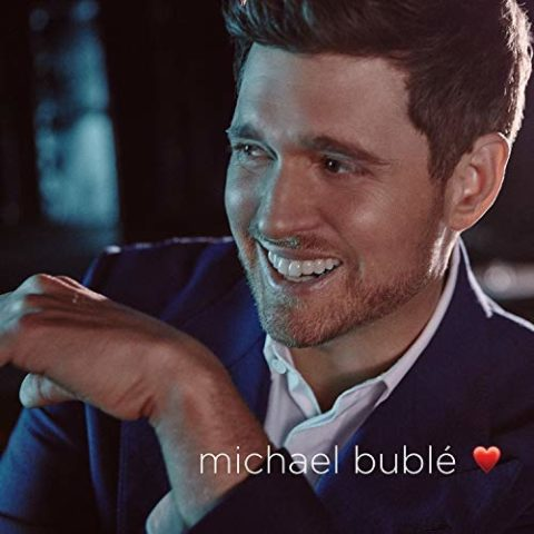Michael Bublé Love album 2018 cover