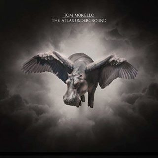 Tom Morello The Atlas Underground Album cover