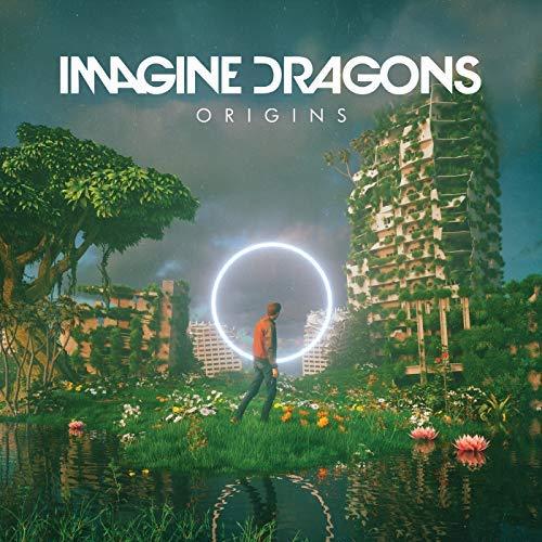 Imagine Dragons Origins Album 2018 cover