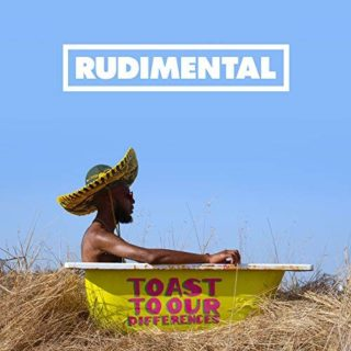Rudimental Toast To Our Differences album cover