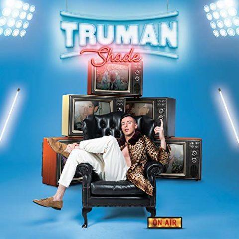 Shade Truman Album 2018 cover