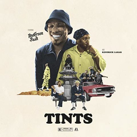 Tints - Anderson Paak