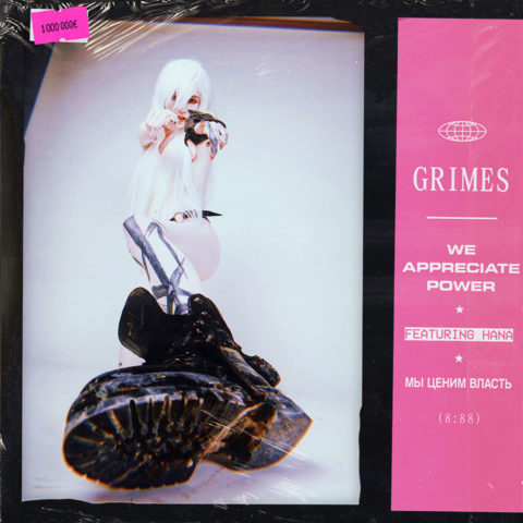 We Appreciate Power - Grimes Feat Hana