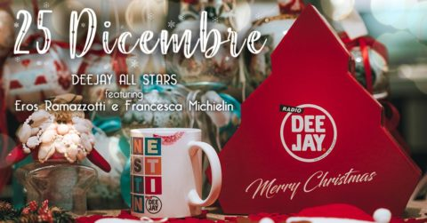 Canzone deejay Natale 2018