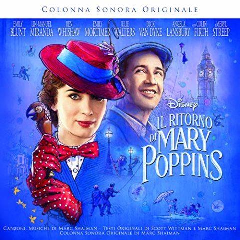 Il ritorno di Mary Poppins colonna sonora italiana
