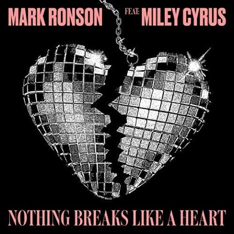 Nothing Breaks Like a Heart - Mark Ronson Miley Cyrus