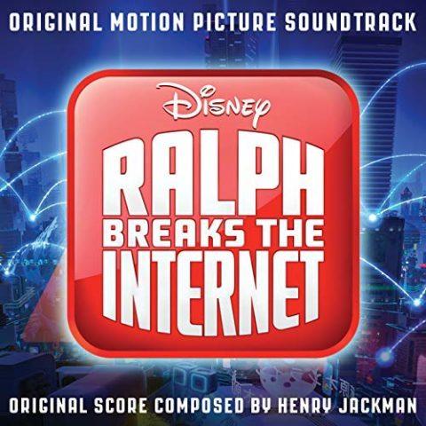 Ralph spacca internet colonna sonora Henry Jackman