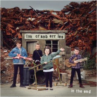 The Cranberries In The End album 2019 cover
