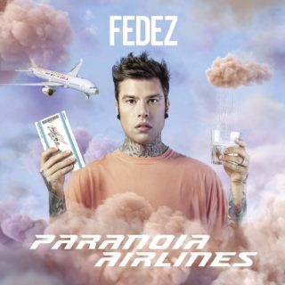 Fedez Paranoia Airlines album 2019 cover