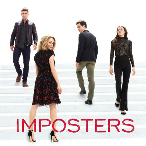 Imposters serie tv