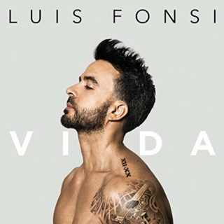 Luis Fonsi Vida Album 2019 cover art