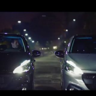 spot Peugeot 208 gennaio 2019