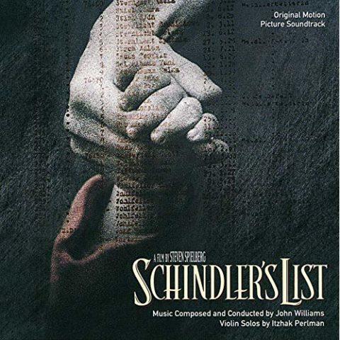 Steven Spielberg Schindler's List John Williams