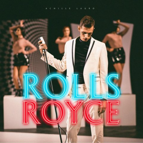 Achille Lauro Rolls Royce cover