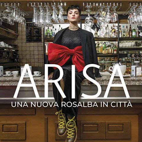 Arisa Una nuova Rosalba in città album cover