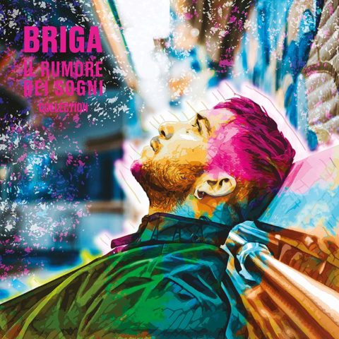 Briga Il rumore dei sogni Collection copertina album