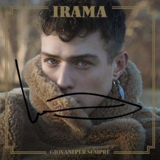 Irama Giovani per sempre album cover