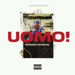 Mondo Marcio Uomo album 2019 cover