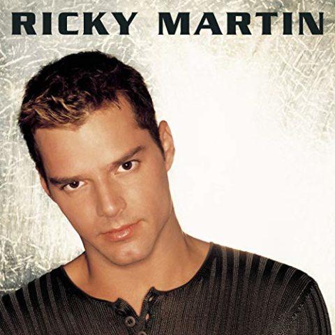 Ricky Martin album 1999 cover