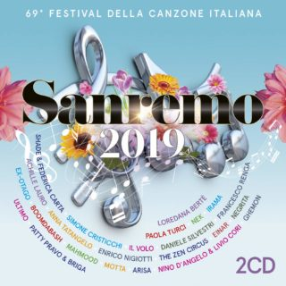 Sanremo 2019 copertina front
