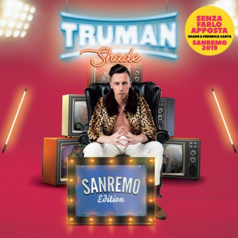 Shade Truman Sanremo Edition album cover