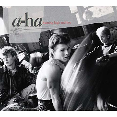 a-ah Hunting High and Low album cover