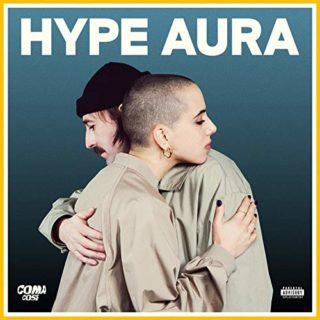 Coma_Cose Hype Aura album cover