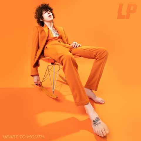 Heart to Mouth by LP Album cover