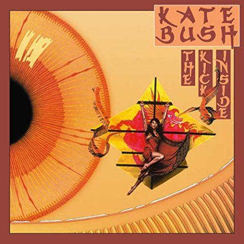 Kate Bush The Kick Inside album cover
