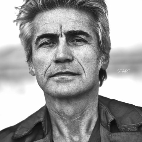 Ligabue Start Album 2019 cover front