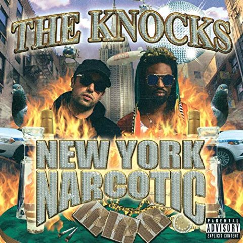 New York Narcotic The Knocks album cover