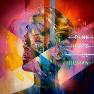 Pink Hurts 2B Human album 2019 cover