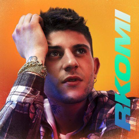 Rkomi Dove gli occhi non arrivano album 2019 cover