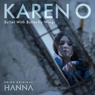 Bullet with Butterfly Wings - Karen O
