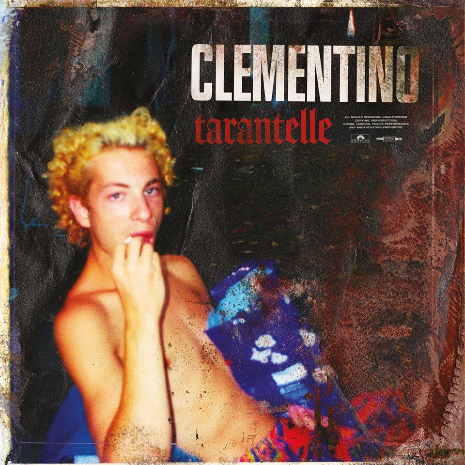 Clementino Tarantelle album 2019 cover