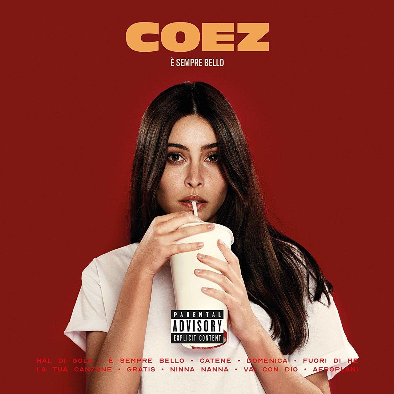 È sempre bello Coez album cover