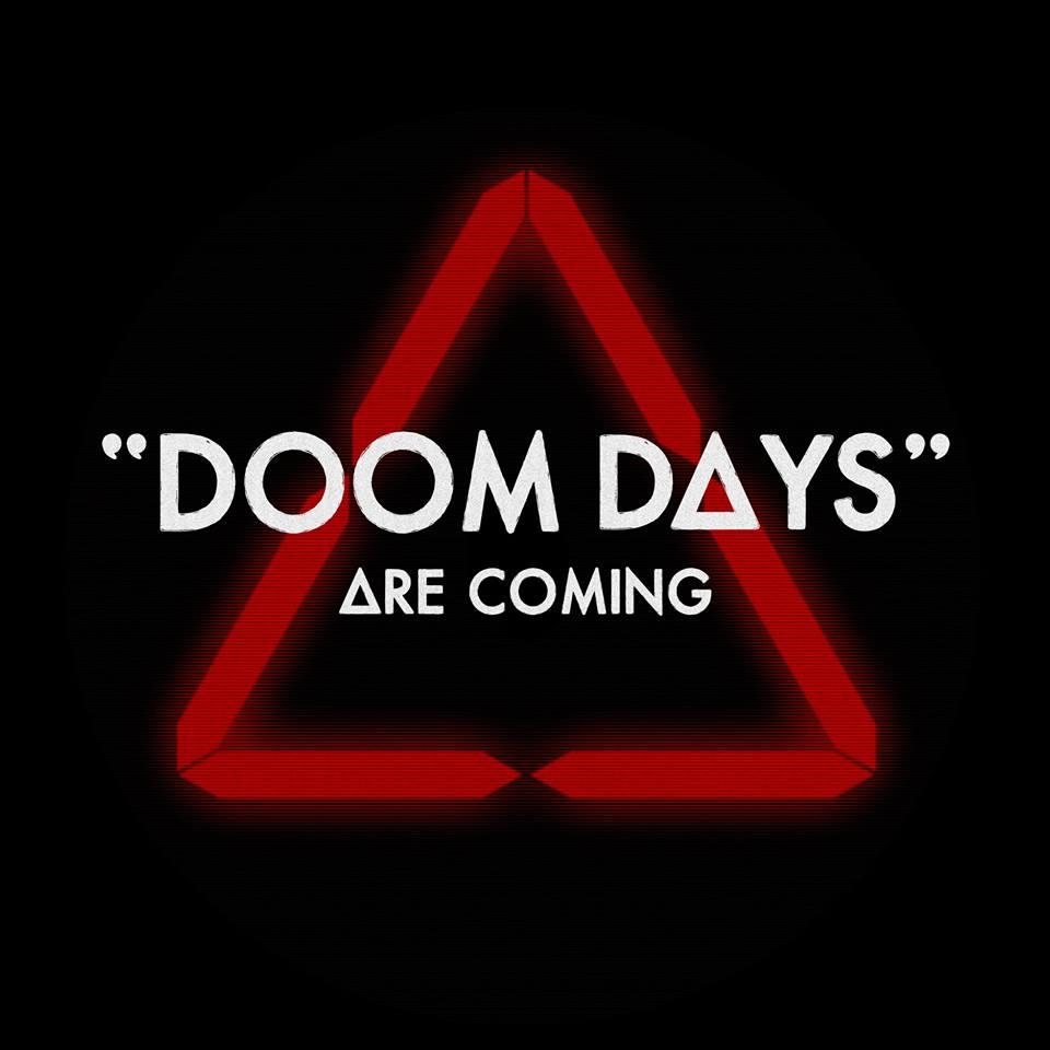 Doom Days - Bastille cover