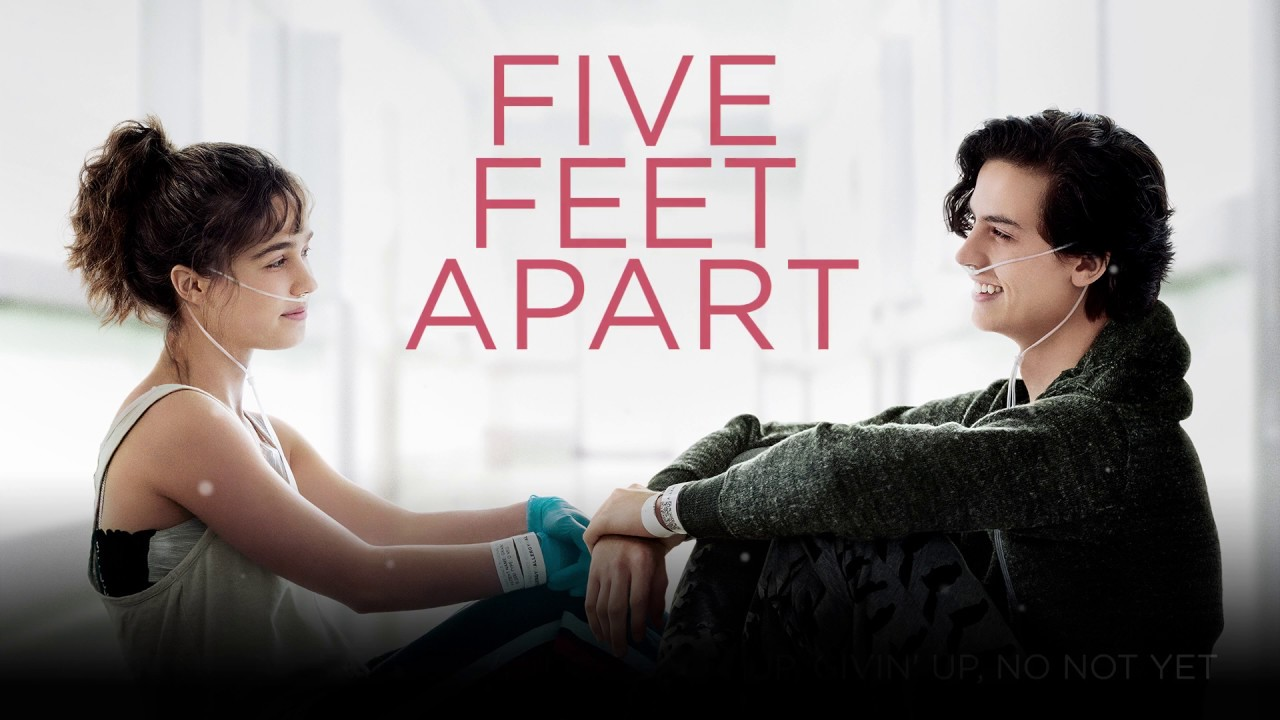 Five feet apart colonna sonora