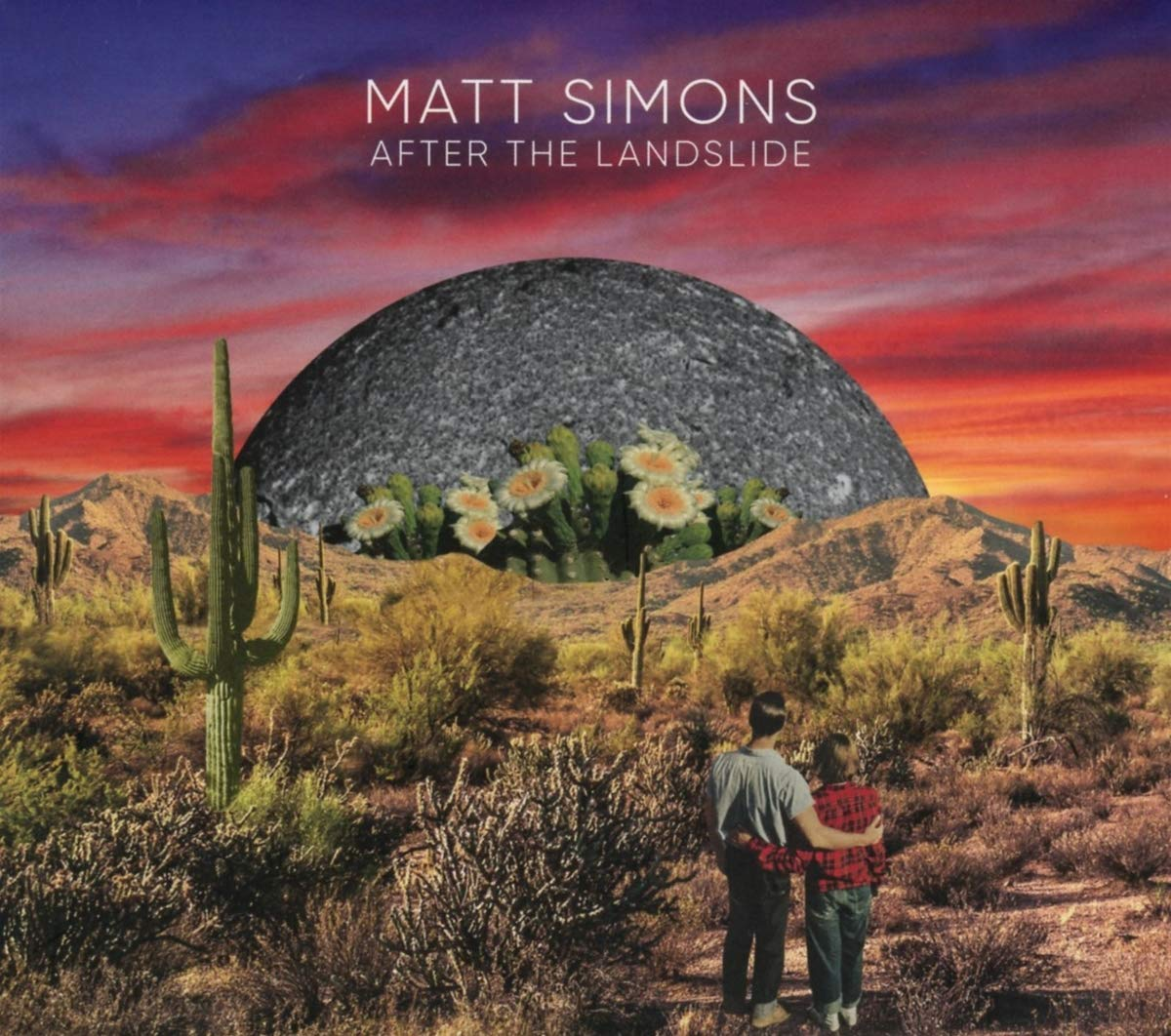 Matt Simons After The Landslide artwork