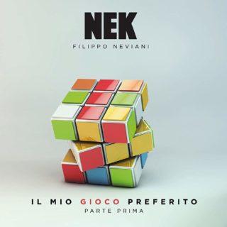 Nek Il Mio Gioco Preferito Prima Parte album cover